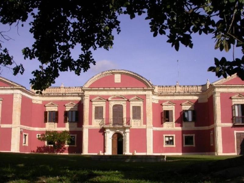 Cagliari, Villa Pollini