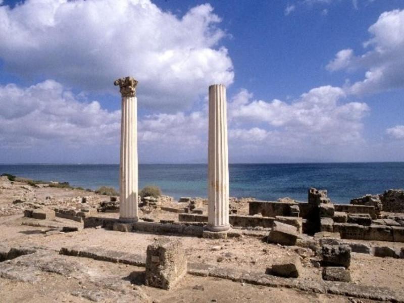 Cabras, Area Archeologica di Tharros