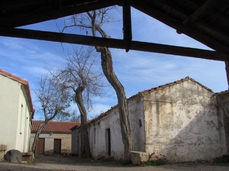 Cabras, Ipogeo di San Salvatore
