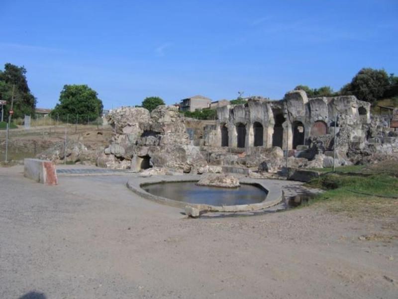 Area archeologica terme