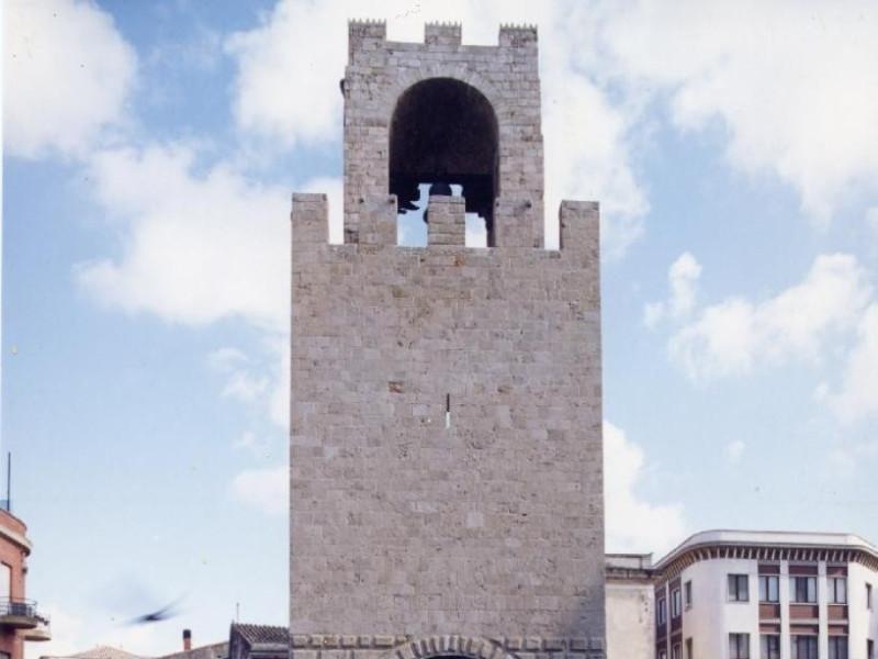 Oristano, Torre di San Cristoforo