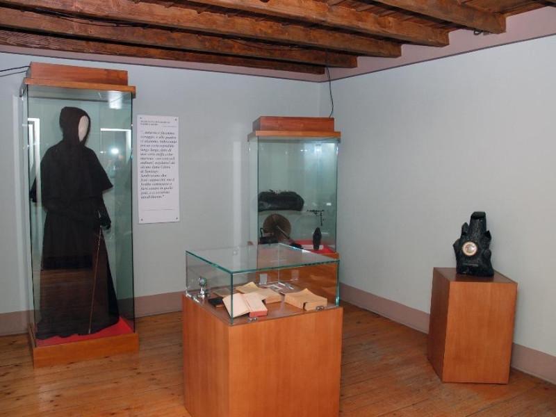 Sant'Angelo Lodigiano, Museo Casa Natale di S. Francesca Cabrini