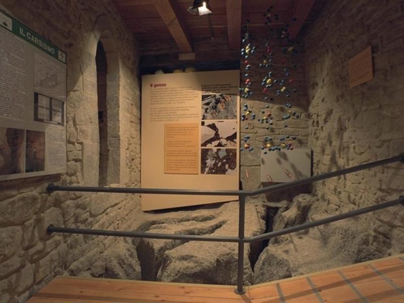 Gemmano, Museo Naturalistico della Riserva Orientata di Onferno