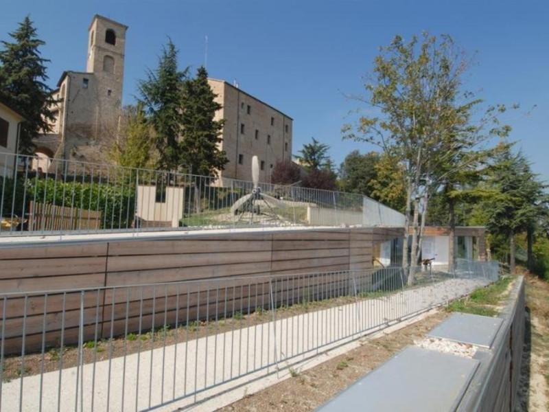 Montegridolfo, Museo della Linea dei Goti
