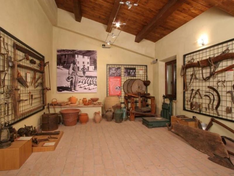 Montescudo, Museo Etnografico di Valliano
