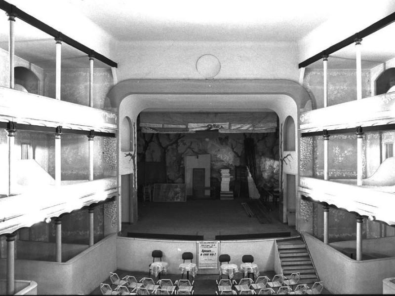 Morciano di Romagna, Teatro Ronci