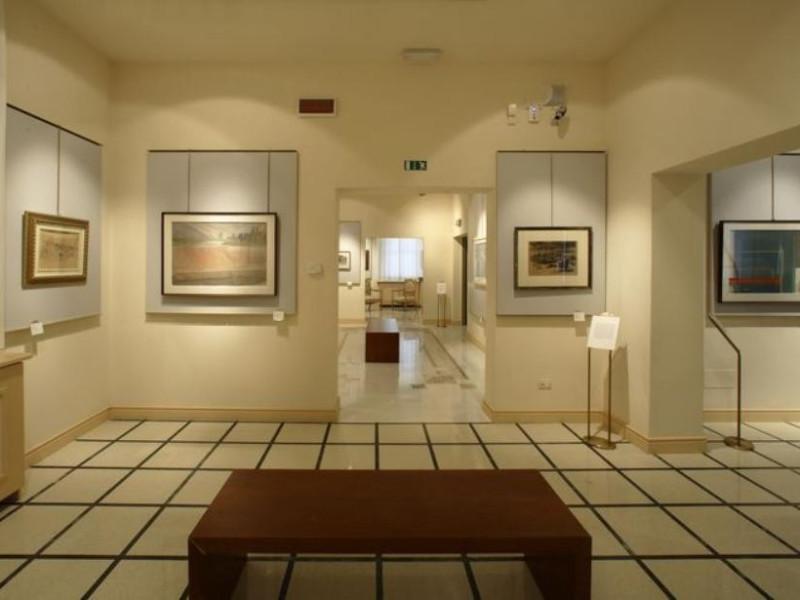 Riccione, Galleria d'arte moderna e contemporanea Villa Franceschi