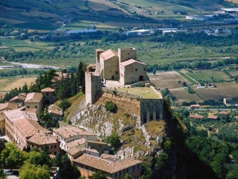 Verucchio, Rocca Malatestiana
