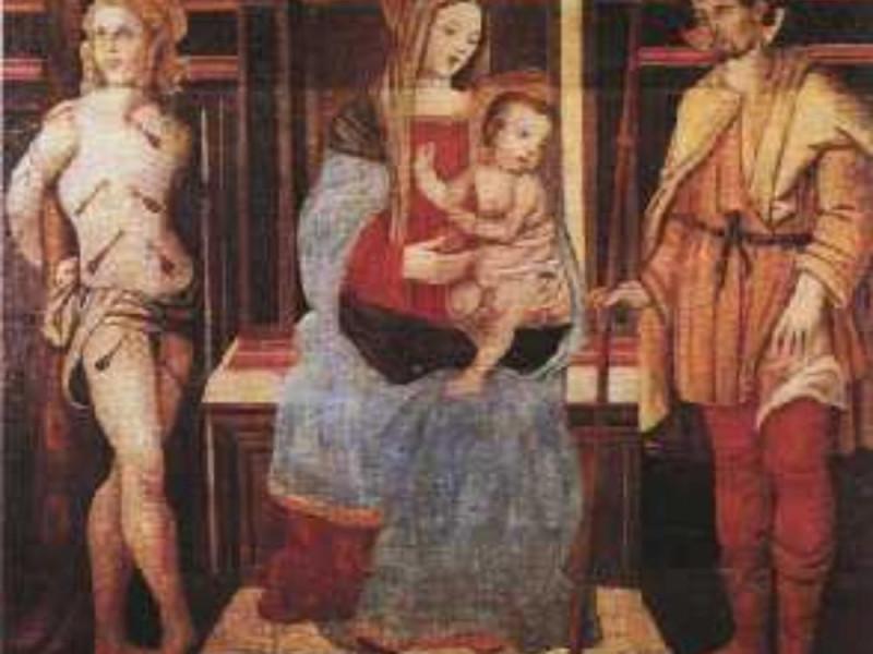 Prato, MUSEO DELLA PIEVE DI SAN PIETRO APOSTOLO