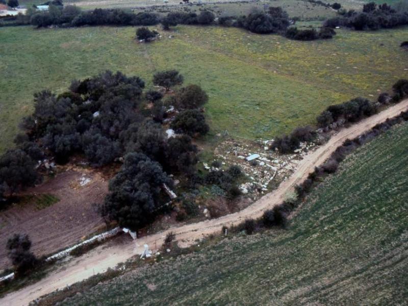 Arzachena, Tomba di Giganti Moru