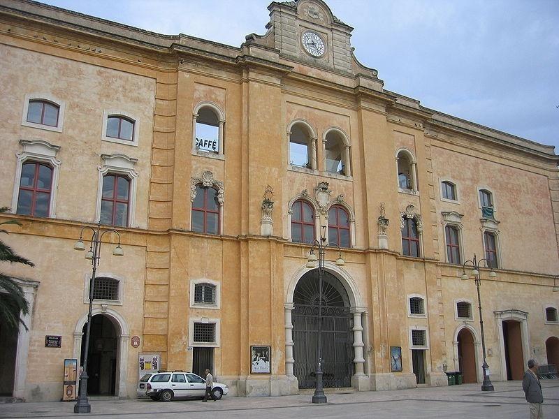 Matera, Palazzo dell'Annunziata