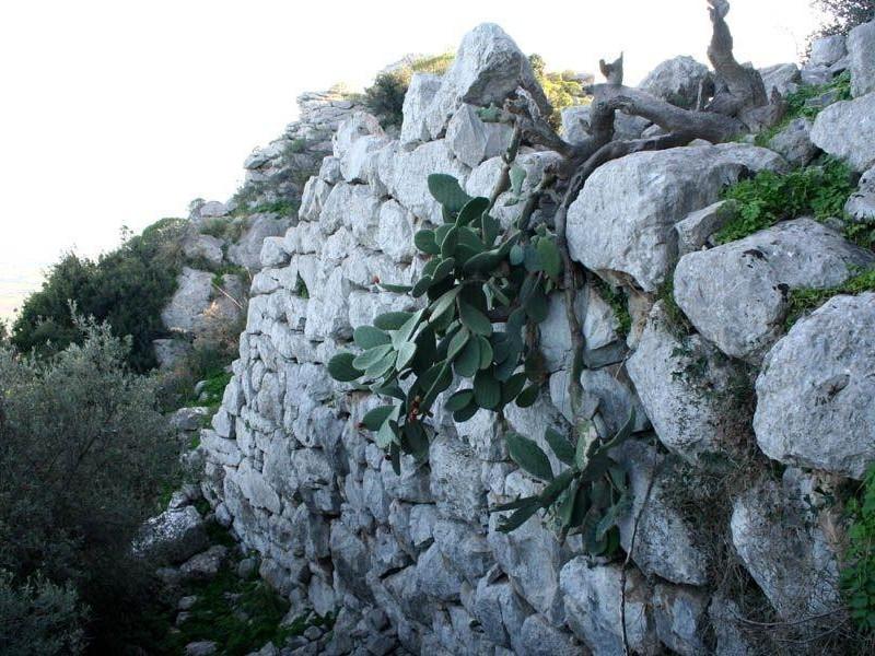 Termini Imerese, Mura Pregne
