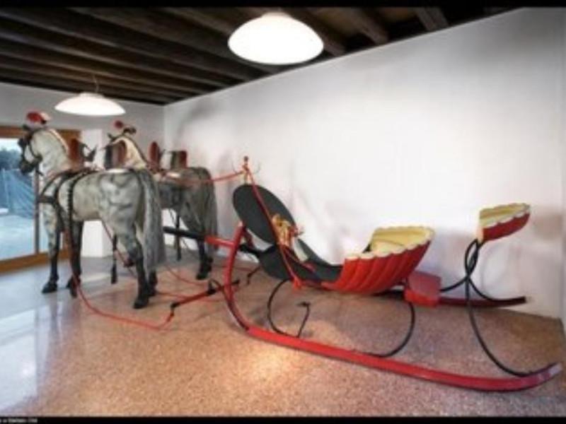 Codroipo, MUSEO CIVICO DELLE CARROZZE D'EPOCA