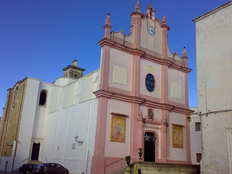 Matino, Chiesa Matrice di San Giorgio