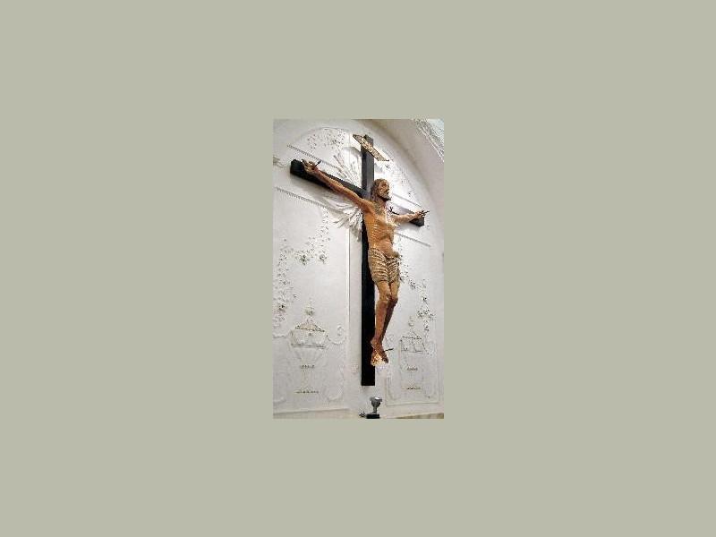 Crocifisso Notaio
