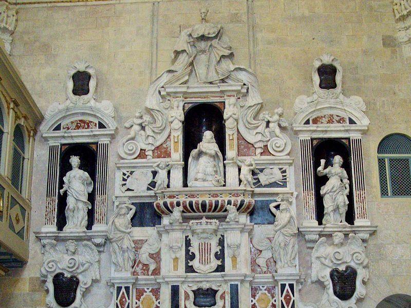 Mausoleo di Martino I di Sicilia