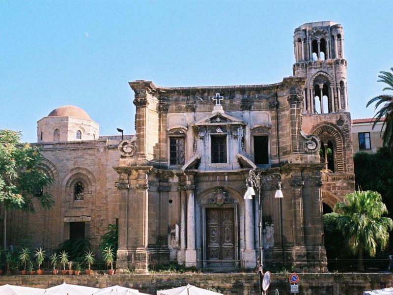 Chiesa di Santa Maria dell'Ammiraglio - Martorana