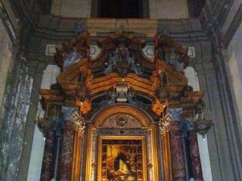 Chiesa di San Domenico: Cappellone di S. Domenico