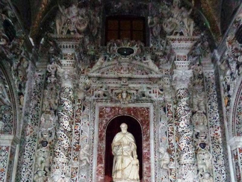 Chiesa di San Domenico: Cappella di S. Giuseppe