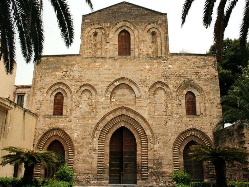 Basilica della Santissima Trinità del Cancelliere - La Magione