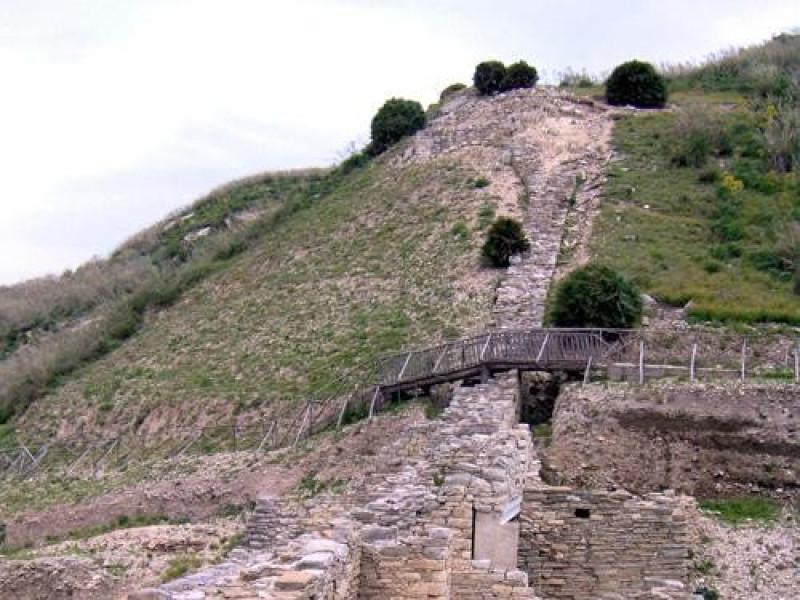 Fortificazioni di Segesta