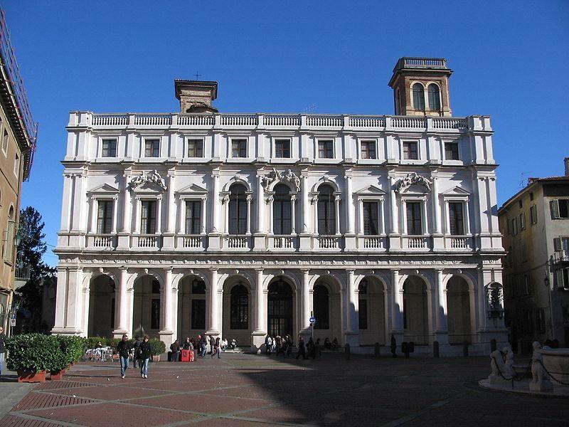 Biblioteca Angelo Mai - Palazzo Nuovo di Bergamo
