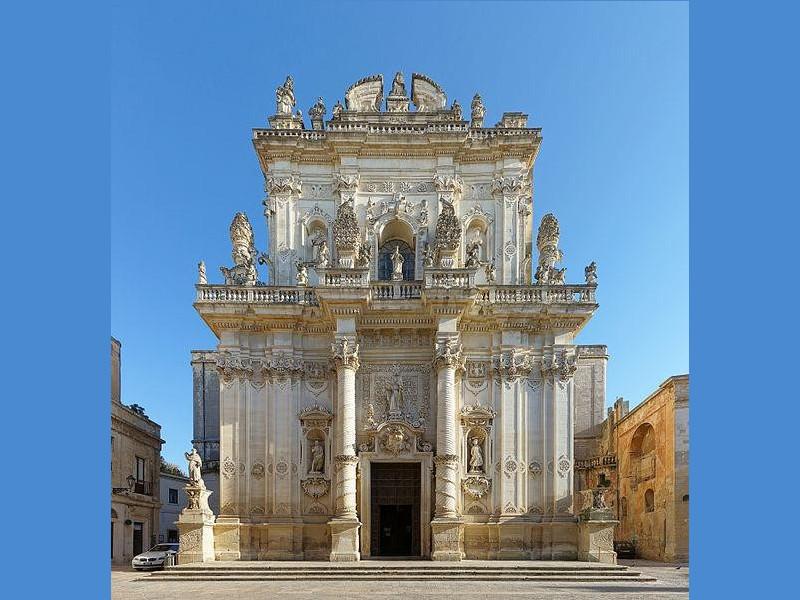 Basilica di San Giovanni Battista al Rosario