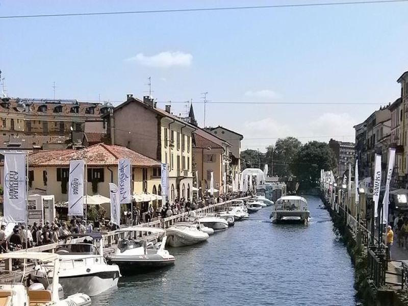 Naviglio Grande