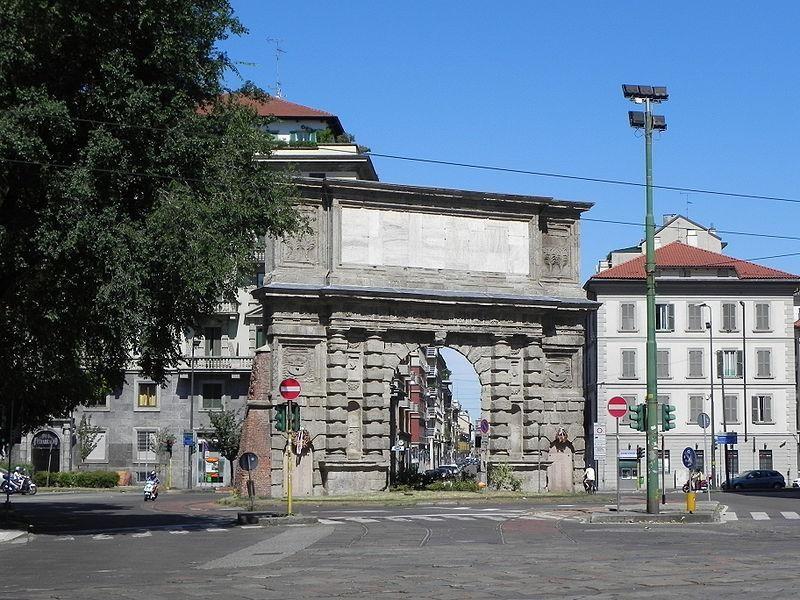Porta Ropmana