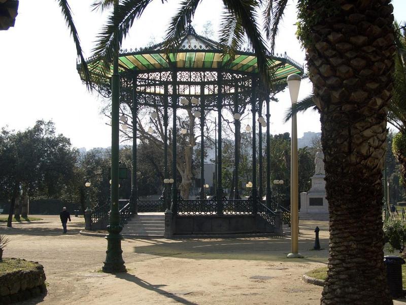 Villa Comunale di Napoli