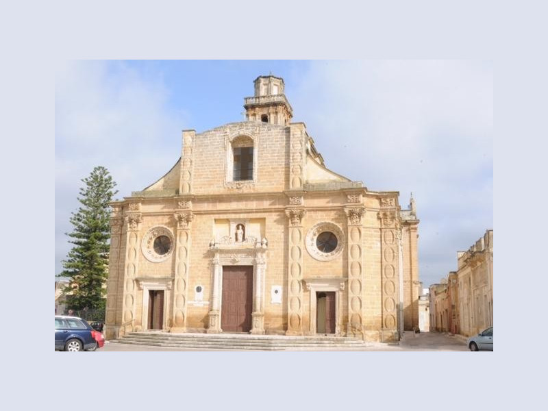 Chiesa Matrice - San Nicola