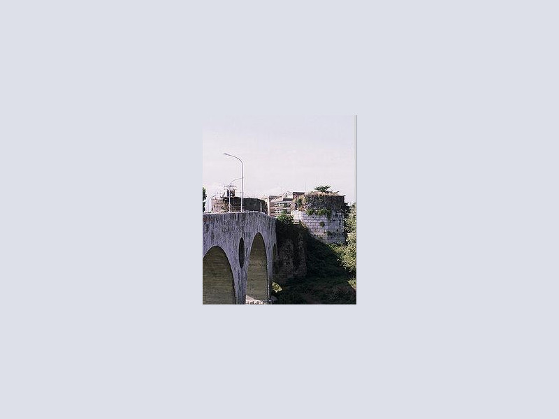 Porta di Capua o Porta delle due Torri