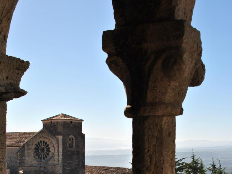 Torre Normanna: bifora