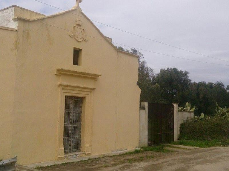 Cappella dei Dolori (o Perlangeli)