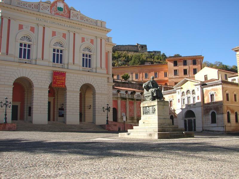 Teatro Alfonso Rendano