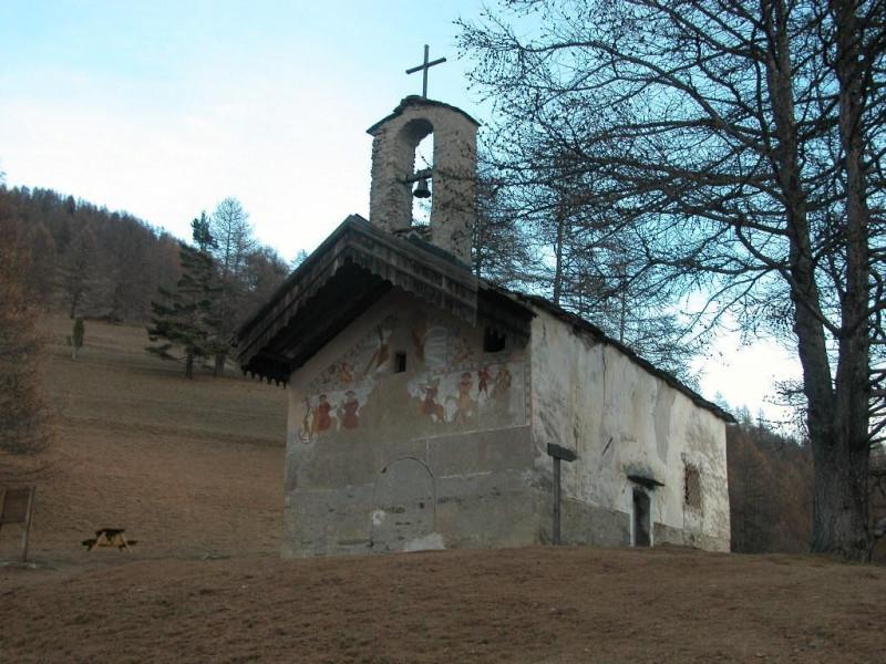 Cappella dei SS. Andrea e Giacomo