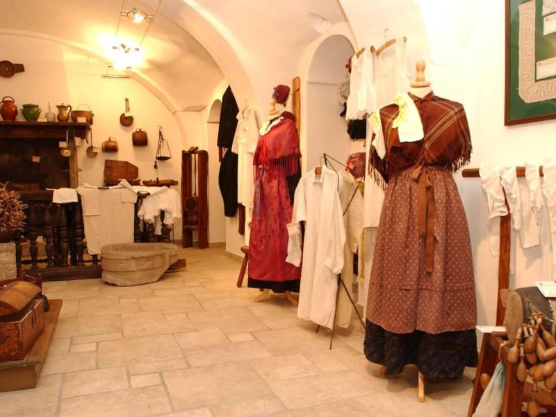 Museo etnografico e mulino idraulico