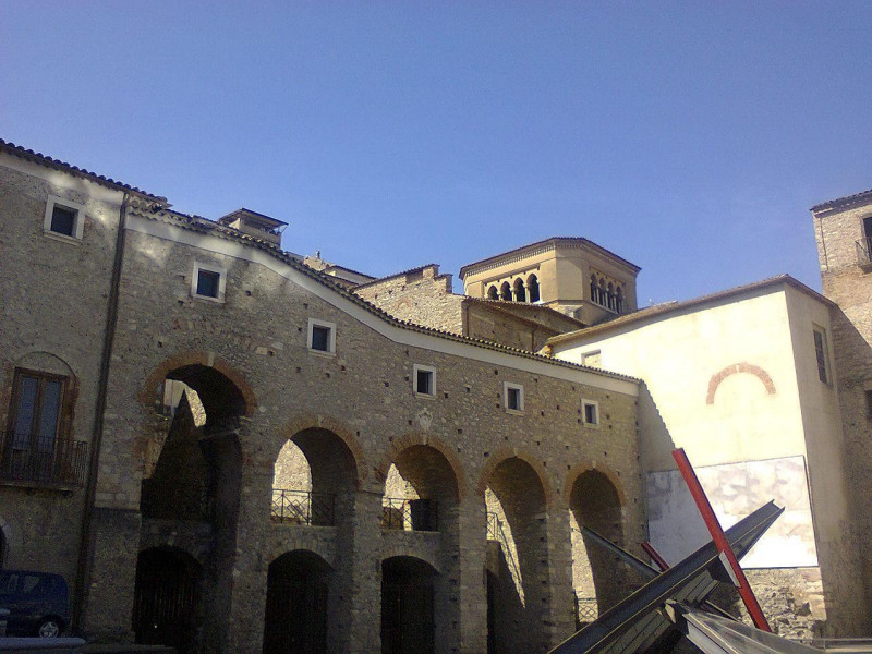 Area archeologica di Piazzetta Toscano