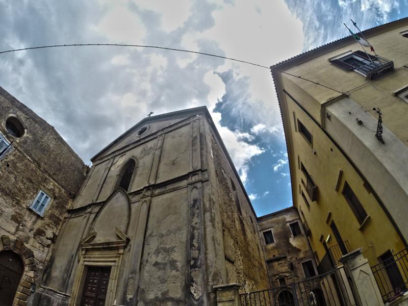 Chiesa di San Francesco d'Assisi e Cappella Santa Margherita