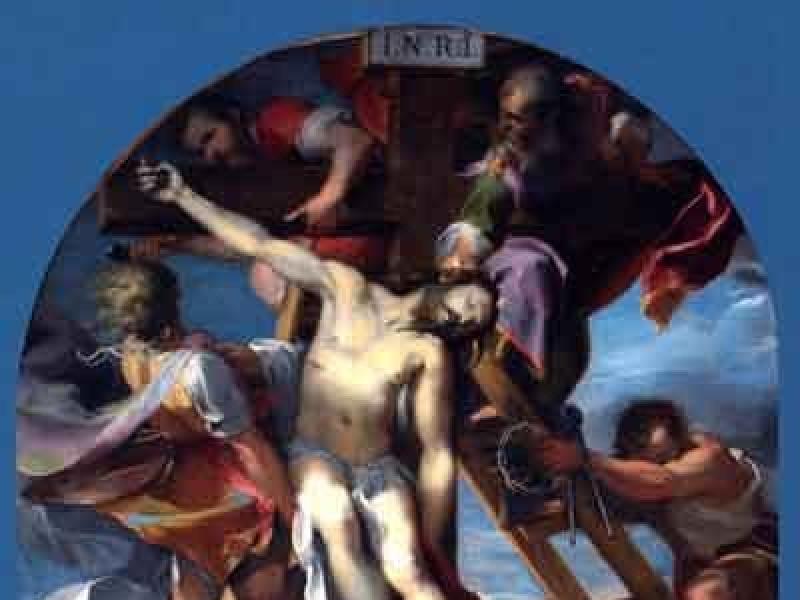 Cattedrale di San Lorenzo: Deposizione dalla Croce (F. Barocci)
