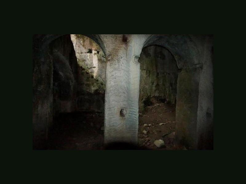 """Grotta  di  """"Trisulina"""""""