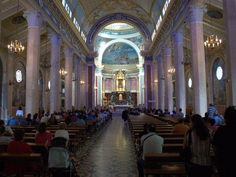 Santuario della Madonna Nera di Tindari