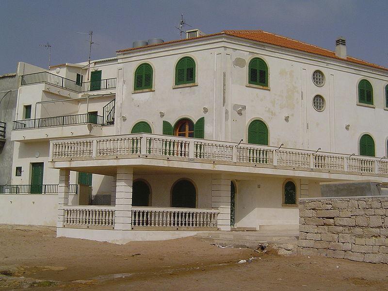 Punta Secca: casa del commissario montalabano
