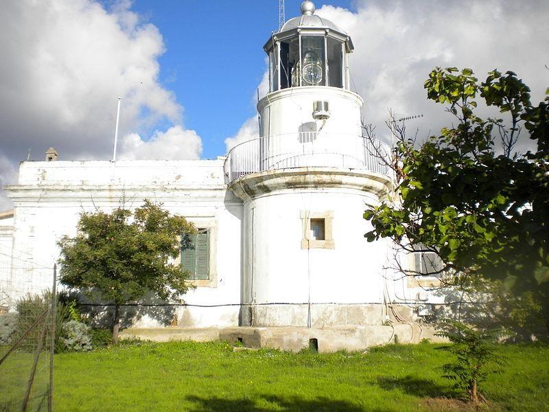 Faro di Capo vaticano