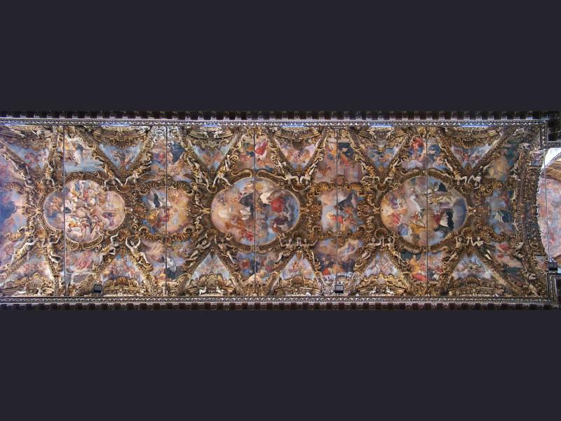 San Giuseppe dei Teatini: la volta