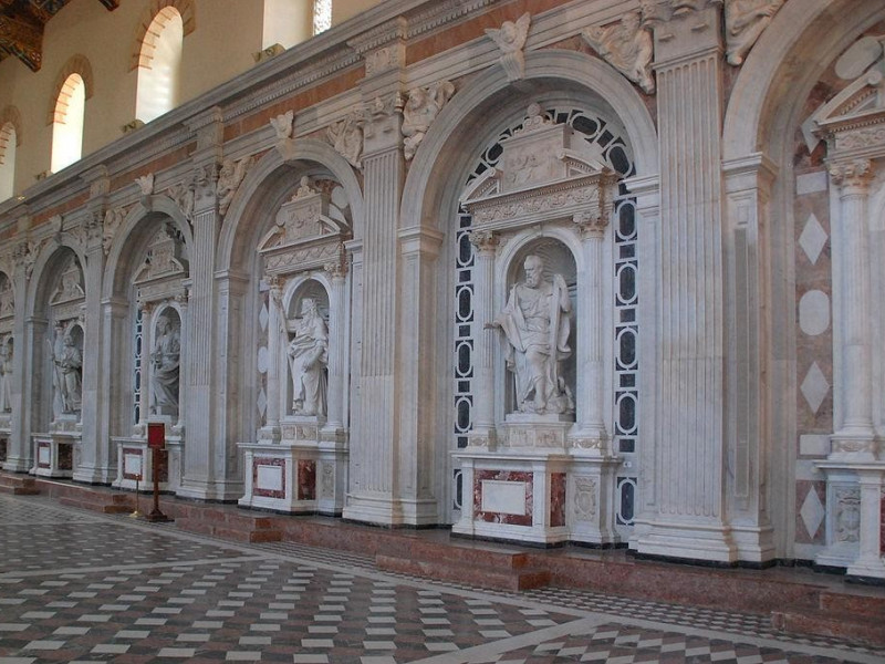 Duomo: Navata destra