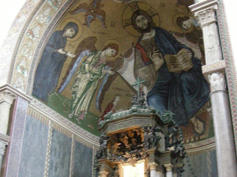 Duomo: abside maggiore