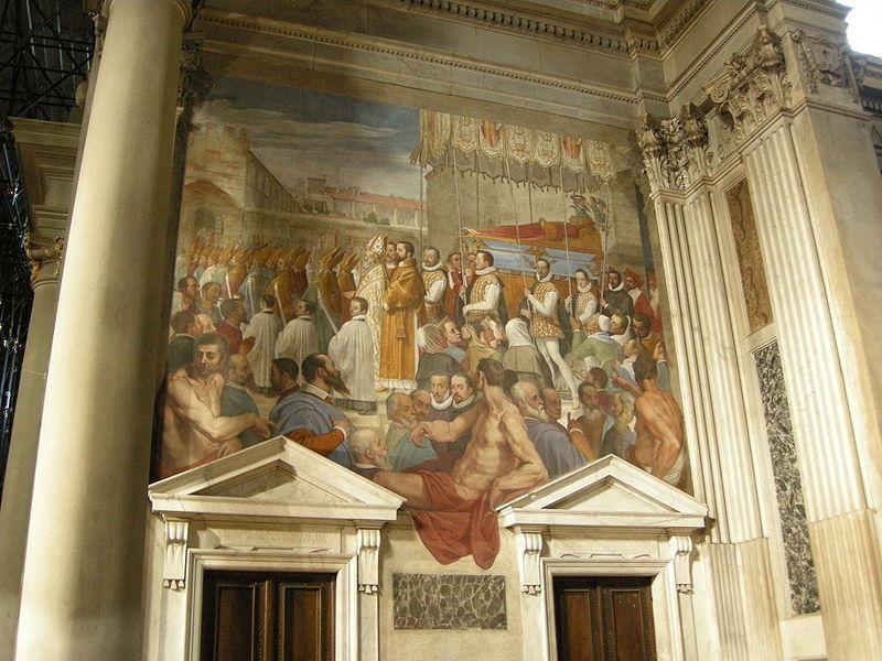 Basilica di San Marco: vestibolo cappella salviati