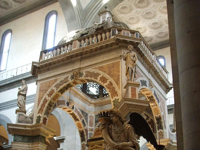 Basilica di Santo Spirito: altare maggiore