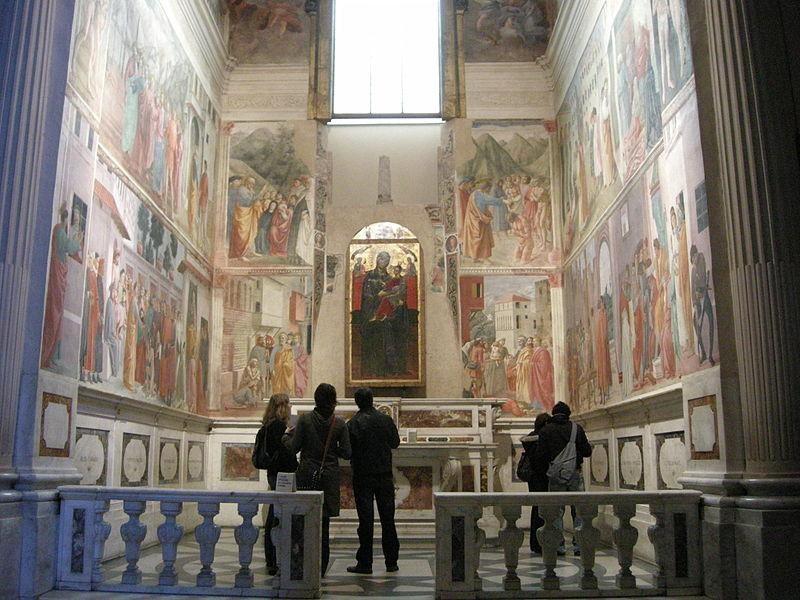 Basilica di Santa Maria del Carmine: cappella brancacci